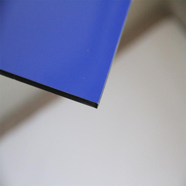 The fastest delivery time brushed surface pe coated aluminum composite panel factory alu compound sheet #4 image