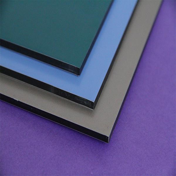 Guaranteed Quality interior wall aluminium composite aluminium composite sheet/outdoor use wall cladding/marble finish #2 image