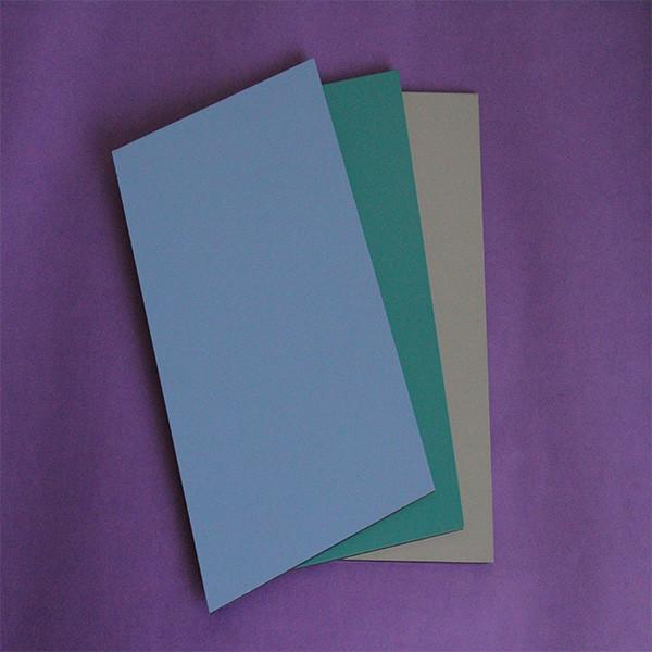 Guaranteed Quality interior wall aluminium composite aluminium composite sheet/outdoor use wall cladding/marble finish #3 image