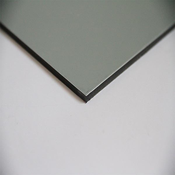 Guaranteed Quality interior wall aluminium composite aluminium composite sheet/outdoor use wall cladding/marble finish #5 image