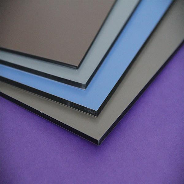 The fastest delivery time innovative self clean aluminum composite panel acp panels #1 image
