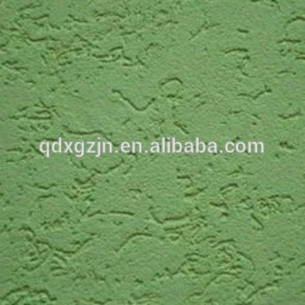 sound insulation diatom mud easy cleaning colorful coating powder #1 image
