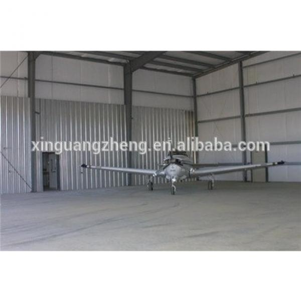 metal truss structural steel hangar #1 image