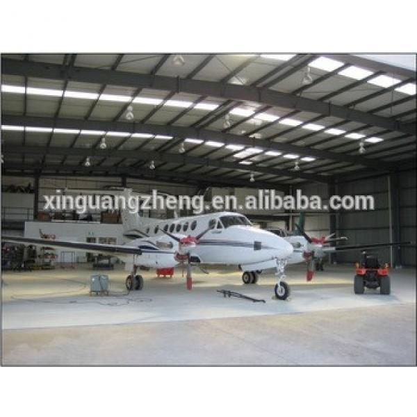 cheap aircraft hangar, corrugated steel hangar buildings #1 image
