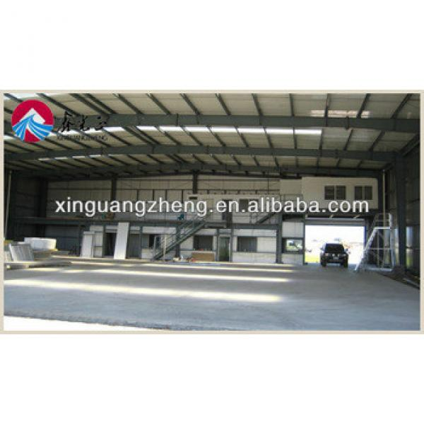 Economic steel metal manufacture airplane hangar in China #1 image