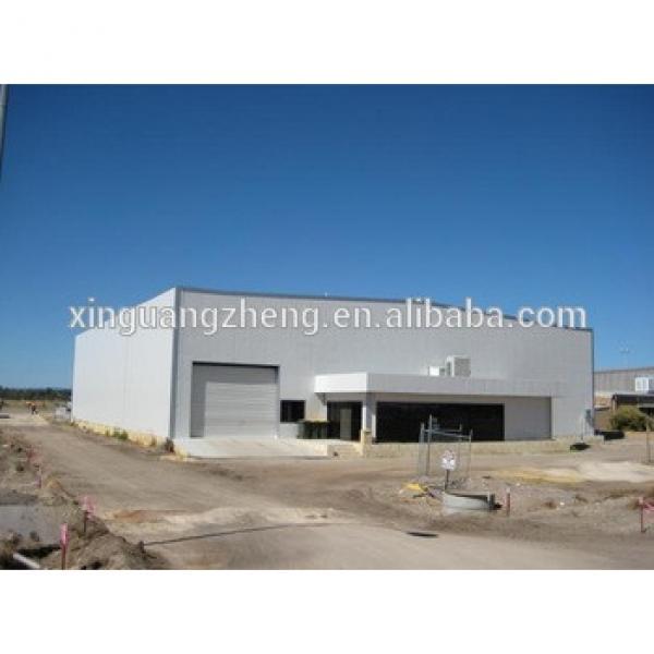 steel structure prefabricated modern modular cheap aircraft hangar #1 image