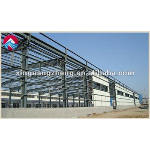 steel structure for warehouse , prefab house , garage hangar #1 image
