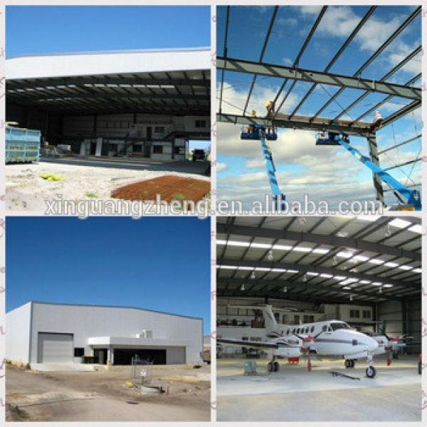 High rise tube truss steel structure hangar #1 image