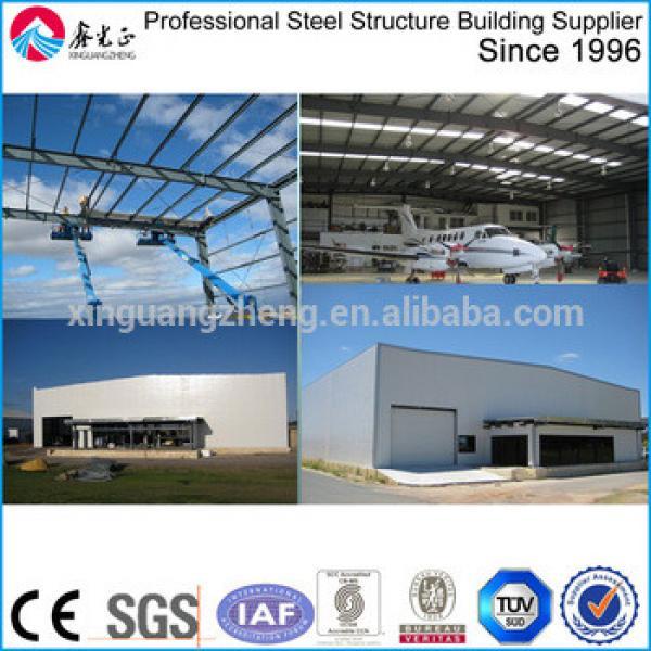low price construction aircraft maintenance hangar #1 image