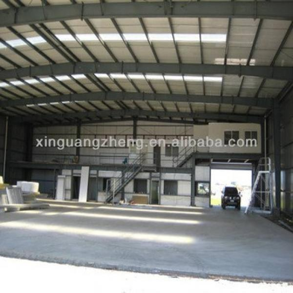 High quality Steel structure airplane Hangar #1 image