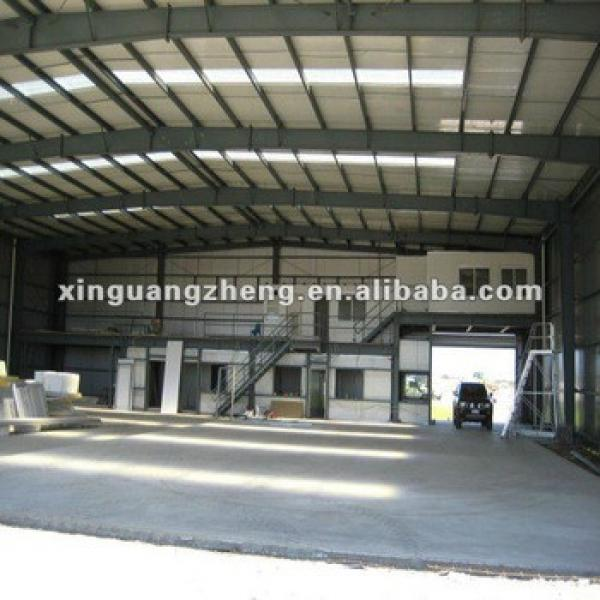 commercial light steel structure aircraft hangar buildings design for Australia #1 image