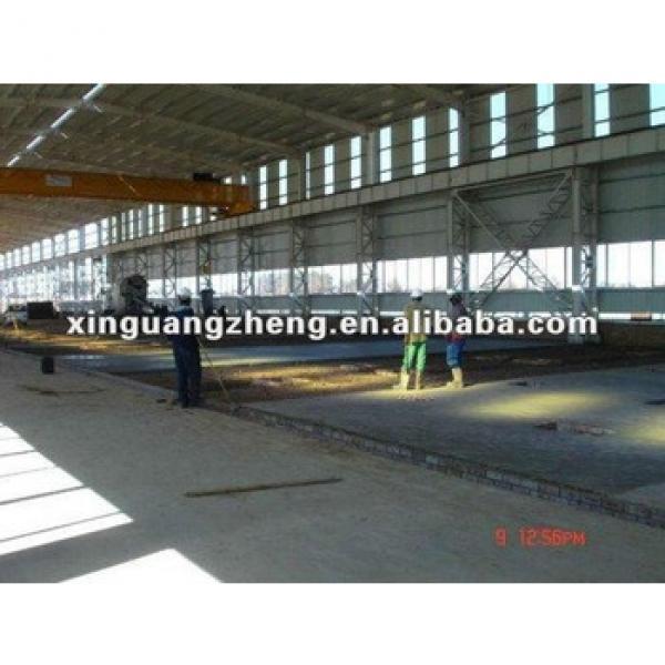 prefabricated airplane hangar #1 image