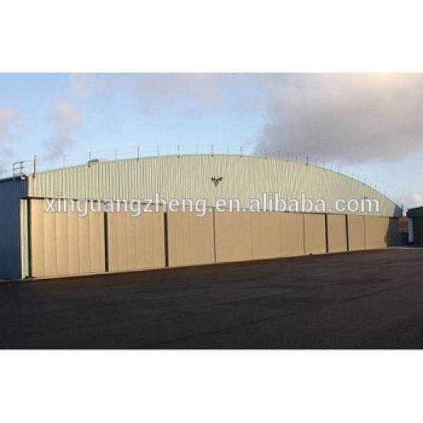 Steel Structure aircraft hangar steel structure airport terminal #1 image
