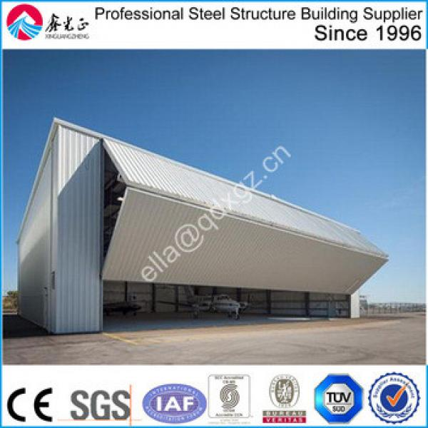 light steel structure hangar #1 image