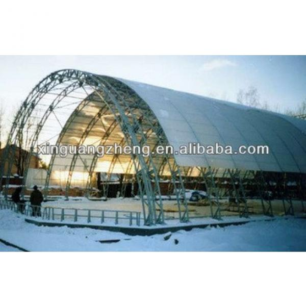 Professional design prefabricated hangar #1 image