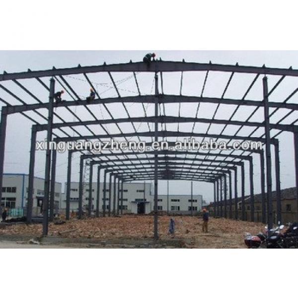 Top Quality steel building garage kit #1 image