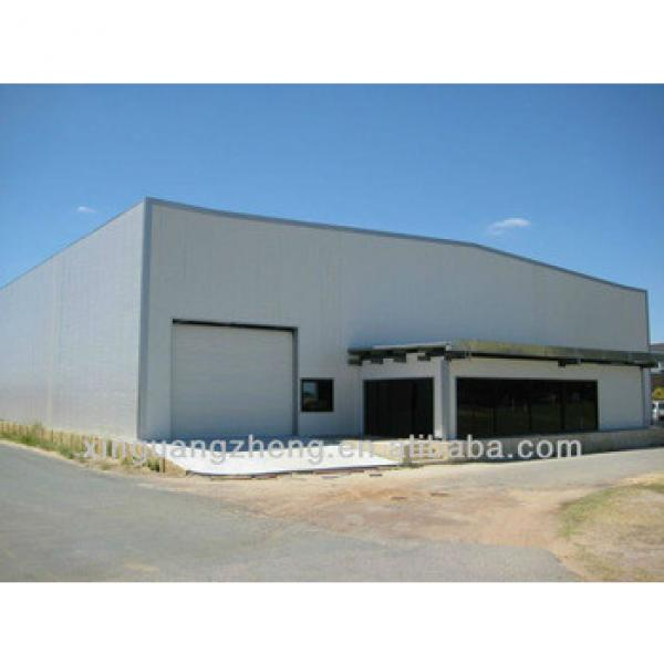 prefabricated steel structure airplane hangar for sale #1 image