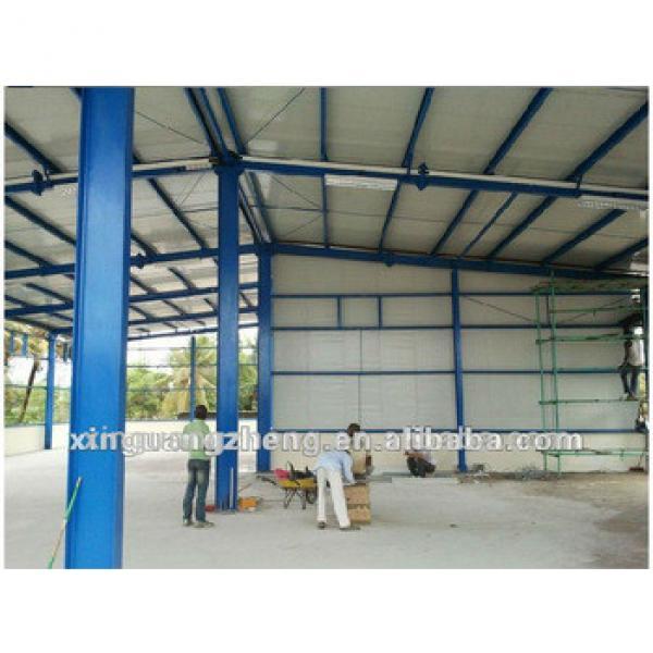 Steel structure prefab hangar buildings #1 image