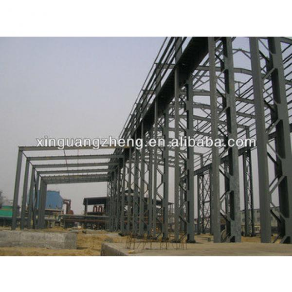 light structural steel hangar building design construction #1 image