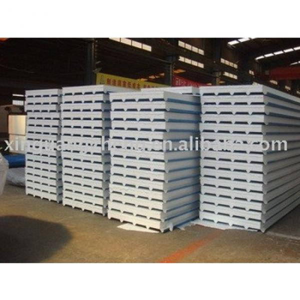 eps sandwich wall and roof panel #1 image