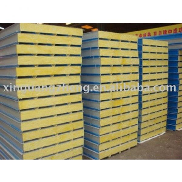 Rock wool sandwich panel suppliers in uae #1 image