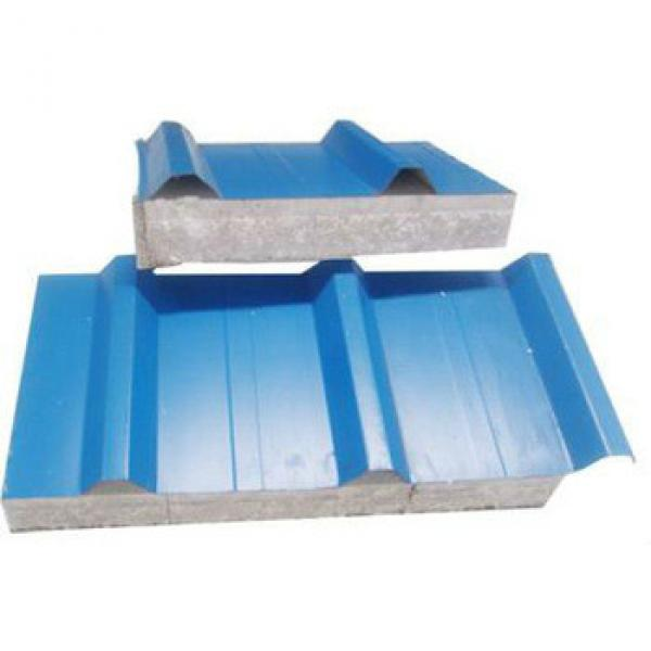 EPS sanwich roof panels #1 image
