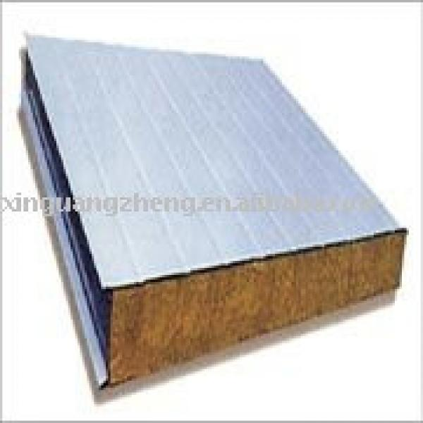 eps Sandwich Panel for steel structural buildings #1 image