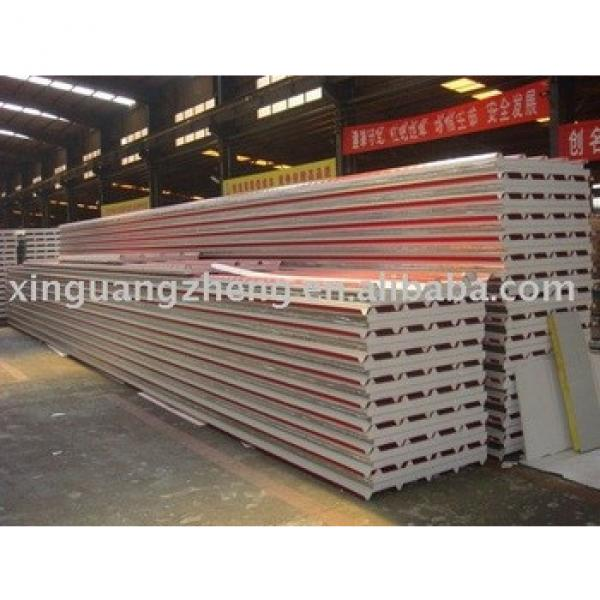 metal sheet EPS sandwich panel #1 image
