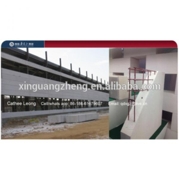 professional lightweight prefabricated concrete wall panels /aac panel/alc with CE certificate #1 image