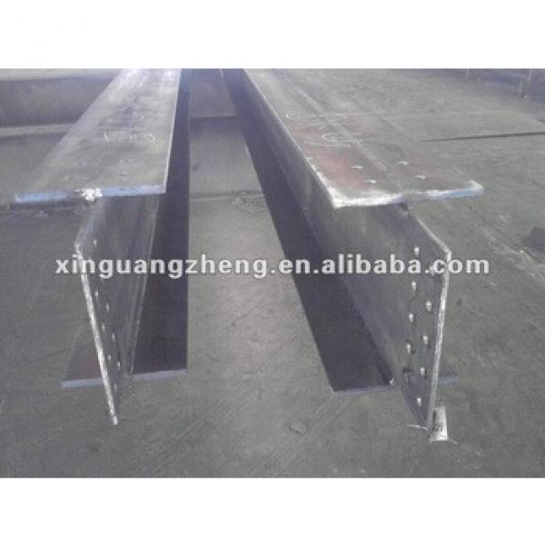 welded H steel beam #1 image