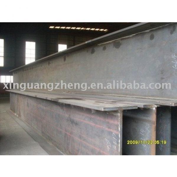 Steel welded H beam #1 image