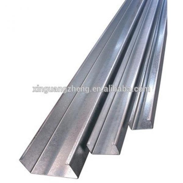steel brace hot-dip galvanized C purlin #1 image