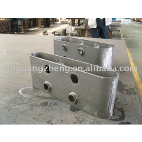 high quality steel mould for prefab house #1 image