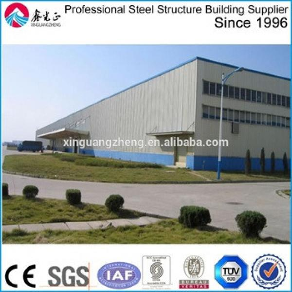 China leading high quality cooling/fruit steel structure warehouse building #1 image