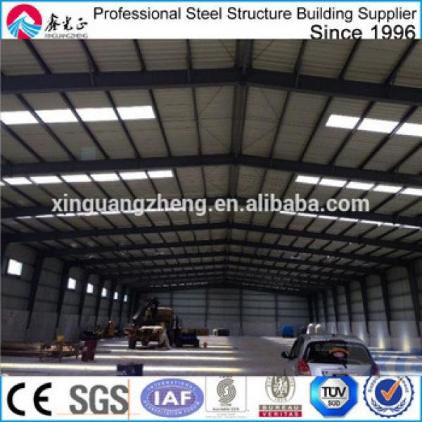 steel construction factory building manufacturer founded in 1996 China #1 image