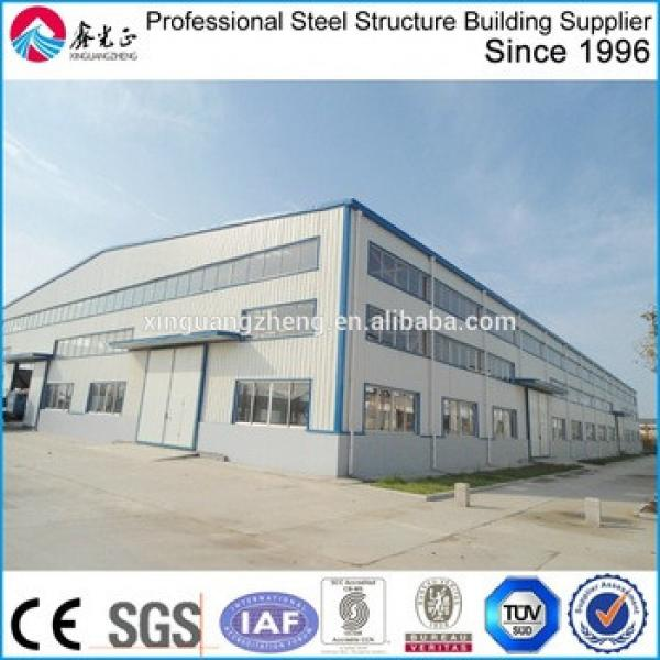 professional steel structure building manufacturer build steel construction factory building in china #1 image