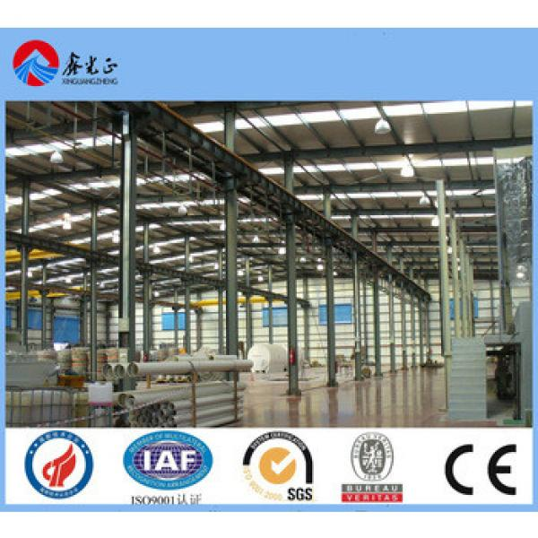 CE certification large-span steel structural buildings in china XGZ steel structure Group founded in 1996 #1 image