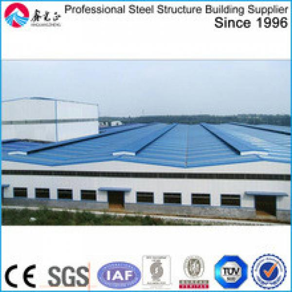 CE certification light steel structures in china steel structure manufacturer #1 image