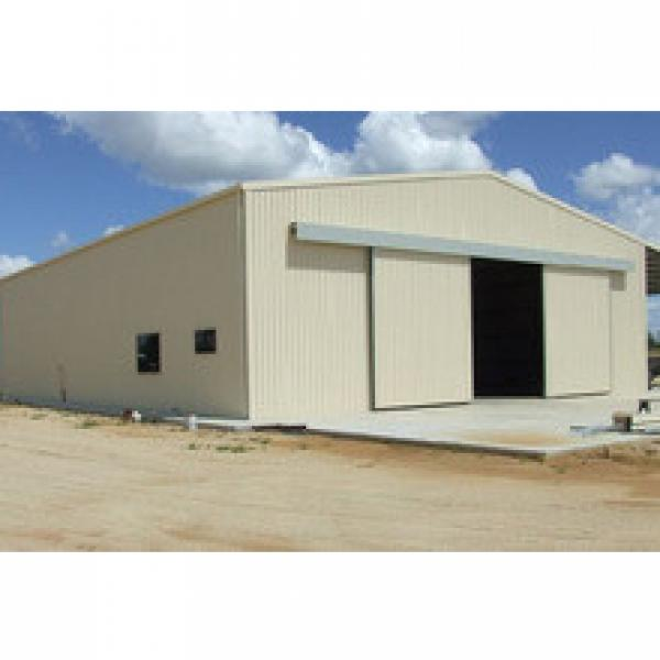 steel structure shed design/manufacture by steel structure compamy #1 image