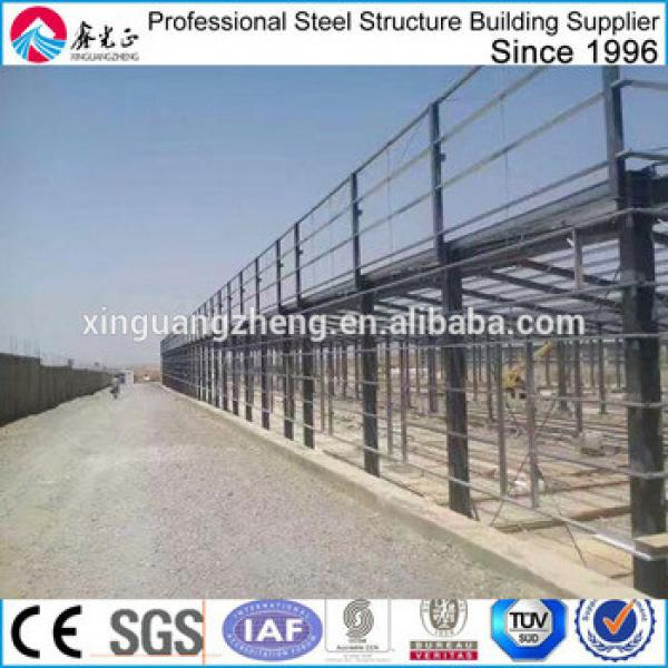 CE certification steel structure house/structural building in China XGZ Group steel structure facbrication #1 image