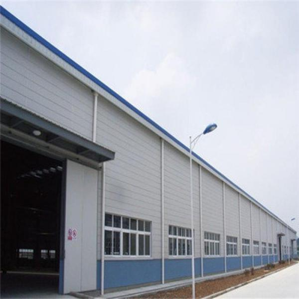 CE certification steel structure building fabrication export to Africa/America #1 image