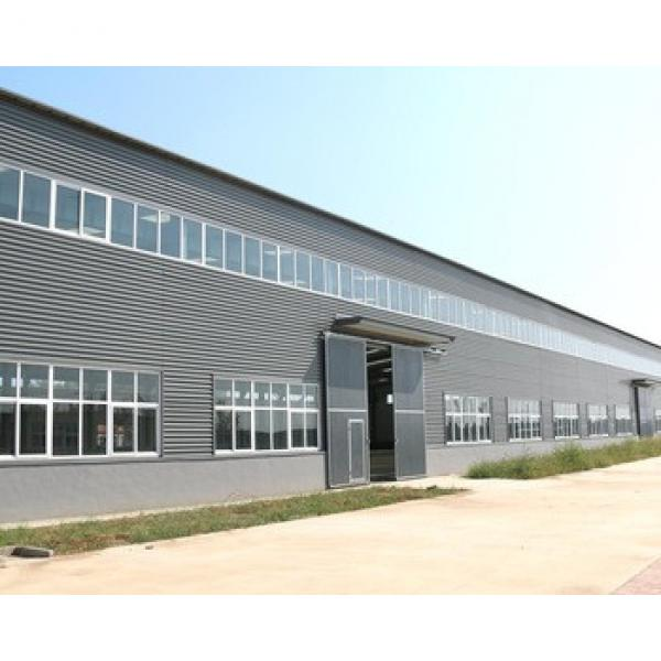 steel structure buidling/warehouse by famous steel structure XGZ Group fabricate steel structure warehouse CE standard #1 image