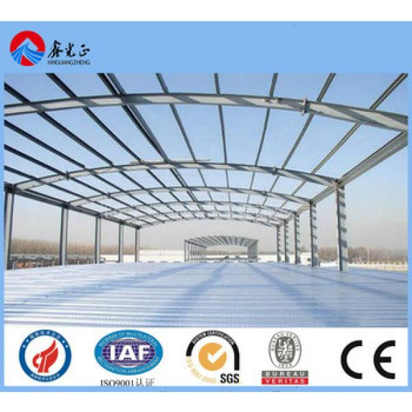 professional steel structure warehouse/steel structure farm buidling in Africa and more than 50 countries steel #1 image