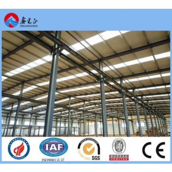 professional steel structure warehouse manufacturer product steel structure building #1 image