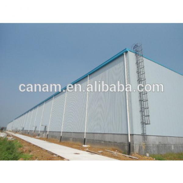 Steel structure warehouse, workshop design steel structure workshop #1 image