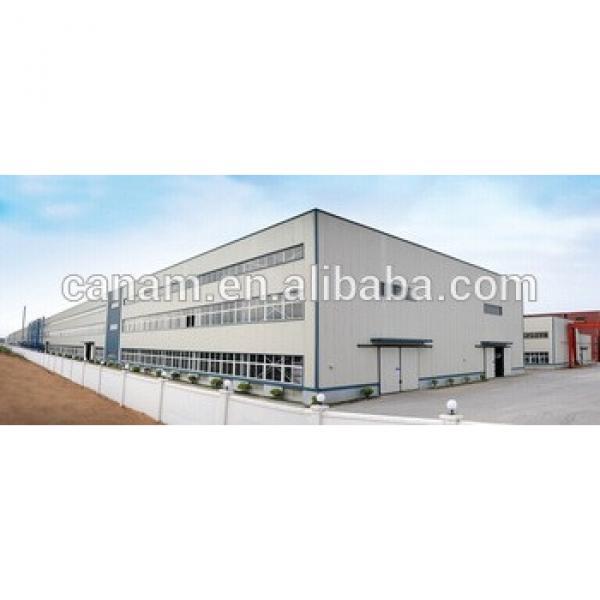 Structural Steel Workshop and Warehouse-Pre engineered Steel Buildings #1 image