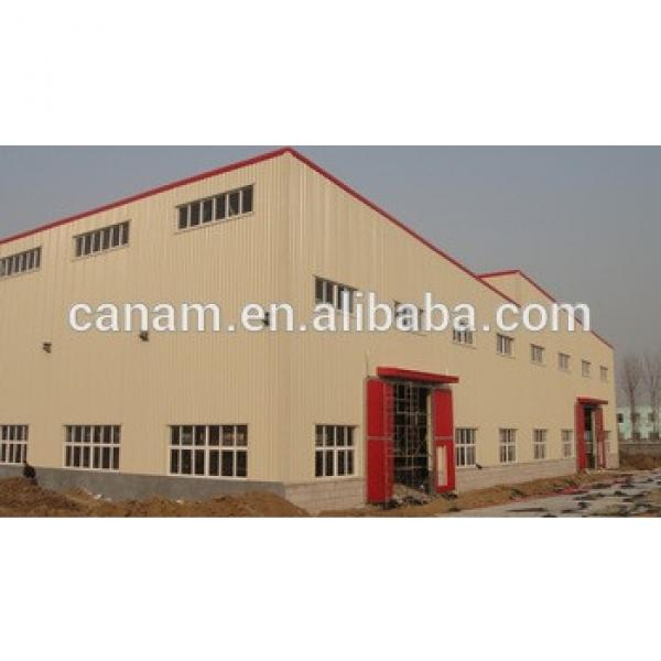 Cost effective high quality light steel structure industrial plant #1 image