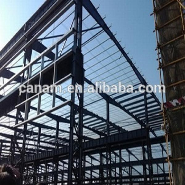 Prefabricated Buildings Steel Structure Construction #1 image