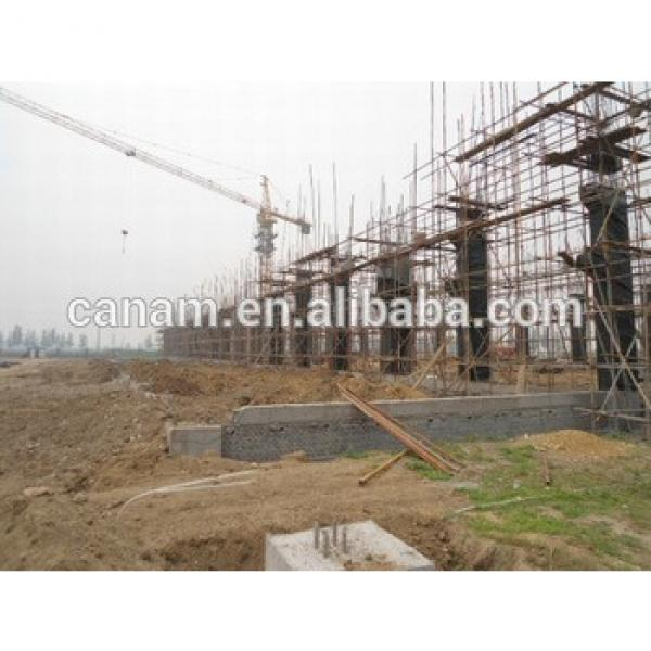 ISO certification steel structure plant steel Beam #1 image