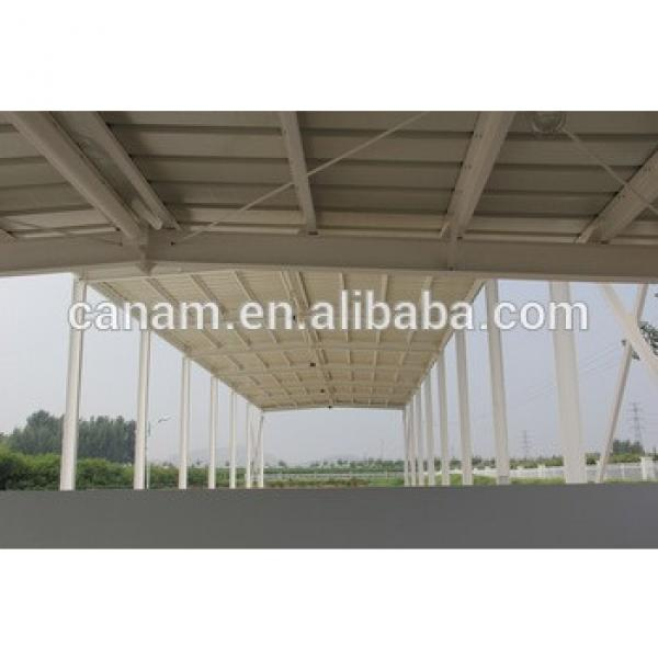 Energy effective light steel structure warehouse #1 image